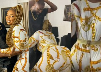 Actress Anita Joseph Twerks Up A Storm For Her Husband In New Video