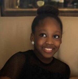 Timaya's first daughter, Emma celebrates 8th birthday with new stylish photos