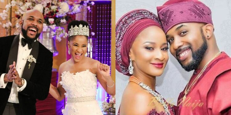 Adesua Etomi and Banky W are reportedly expecting their first child