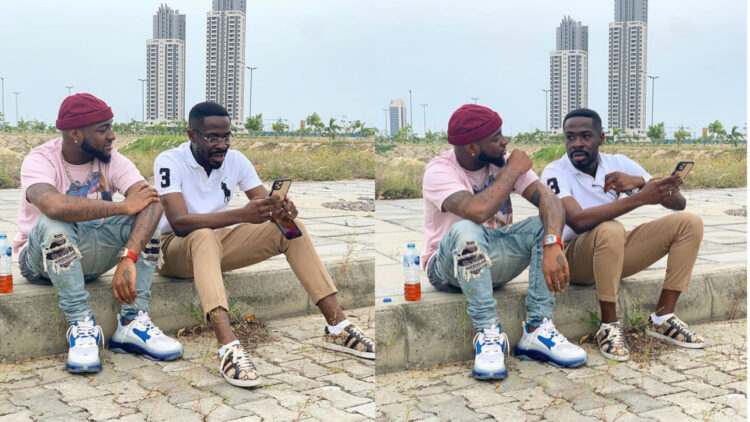Davido delves into Real Estate, reportedly splashes N800m on Banana Island properties