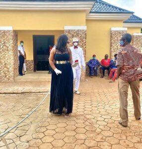 Father Of Nollywood Actress, Destiny Etiko, John Etiko Has Been Laid To Rest In Enugu