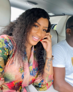 Update: Actress, Juliet Ibrahim In a whirlwind romance with Real Estate mogul, aka Sujimotos, promises her a Rolls Royce if they get married