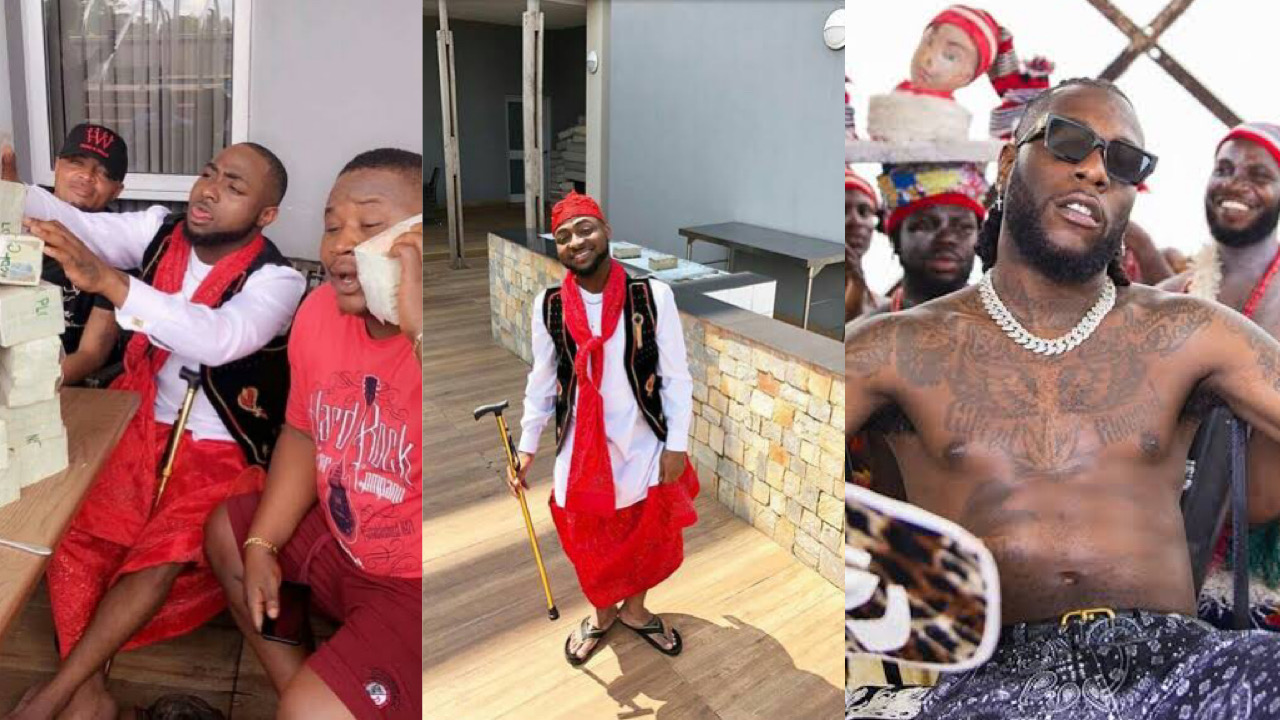 One behalf of the Igbo people, I hereby declare Davido the real Odogwu -Cubans Chief priest weighs in on Davido-Burna beef