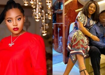 """If you abort that baby, I will pray for God to take your life"" – Man alleges Regina Daniels plans to not have kids for husband"