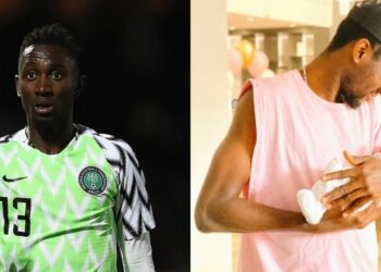 I used to hawk groundnuts on the streets of Lagos -Super Eagles star Wilfred Ndidi opens up on his tough childhood days