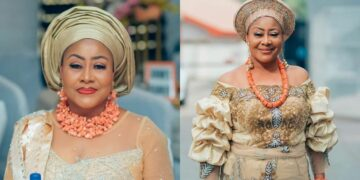 Nollywood veteran, Ngozi Ezeonu celebrates her 55th birthday today