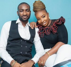 You guys are beginning to look alike -Fans react to Anita Joseph and her husband's loved-up photos
