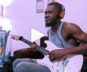 Simi plans to work with talented guitarist who remixed her hit track, Duduke on Social media (Video)