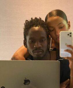 Billionaire daughter, Temi Otedola vows not to breakup her boyfriend, Mr Eazi -Big sister, DJ Cuppy reacts (Photos)