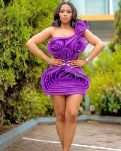 Mercy is very pretty until she opens her mouth to speak -Lady blasts Mercy Eke's accent (Video)