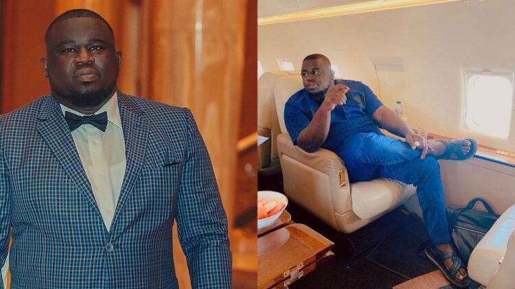 Before you divorce yourselves, you must return my Asoebi, flight and hotel money -Music executive, Sososoberekon warns