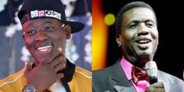 You can't be a pastor and dress like a gangster -Evangelist calls out Pastor Adeboye' son, Leke for his dressing