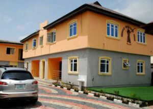 Oghalo builds house for his orphanage