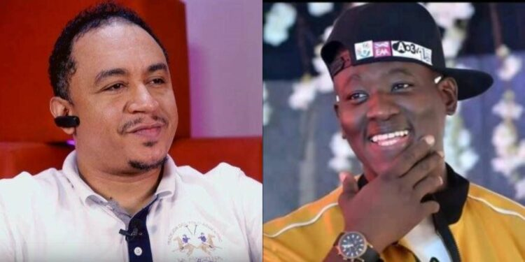 There is absolutely nothing wrong with Leke's dressing, work on your english - Daddy Freeze slams evangelist Victor