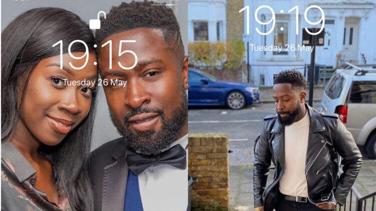 This is the first time in two and a half years that I'm changing my wallpaper since Jessica passed on -Man shares touching moment he finally moved on