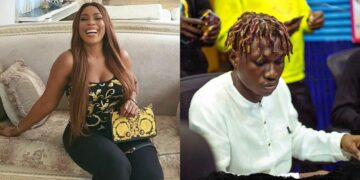 Don't be unfortunate - Linda Ikeji blasts ZLatan Ibile after posting pictures of his baby