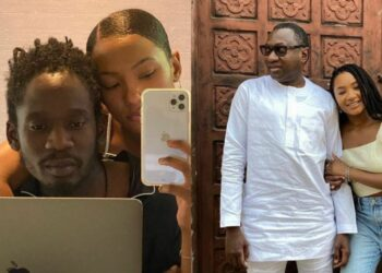 My daughter has a boyfriend -Femi otedola replies man who begged for his daughter's hand in marriage