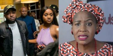 Please pray for the Adeleke family, Davido has infected everyone -Kemi Olunloyo insists Davido contracted covid-19