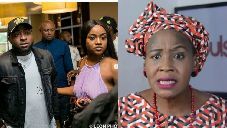 Please pray for the Adeleke family, Davido has infected everyone -Kemi Olunloyo insists Davido contracted covid-19