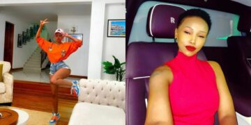 Huddah Monroe reveals she attends parties only to sleep with men
