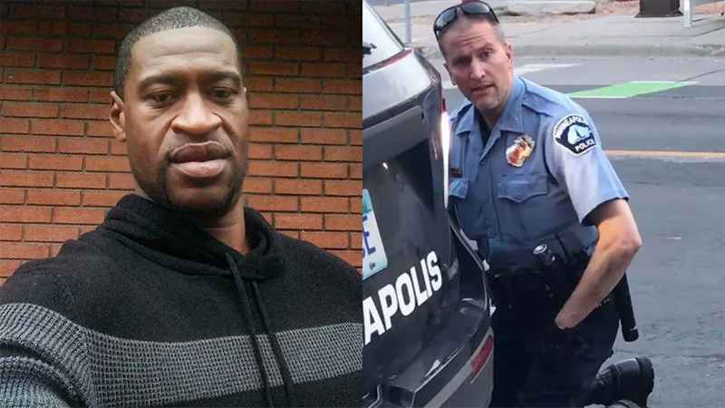 Update: George Floyd and Chauvin Derek, the officer who killed him were coworkers in a nightclub for 17years (Video)