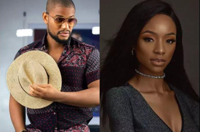 """""""You make me a better person"""" -Alex Ekudo tells his girlfriend"""