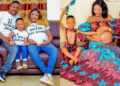 Segun Ogungbe welcomes baby with second wife, Wunmi Ajiboye