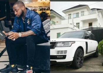 I used the money I made from one song to buy my Banana Island mansion -Davido brags