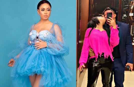 'My addiction is you' – Reality star, Nina's husband pens her a sweet note on her 24th birthday