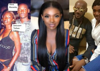 """""""I chose Annie because she offered me her all when we had very little"""" -2face opens up"""