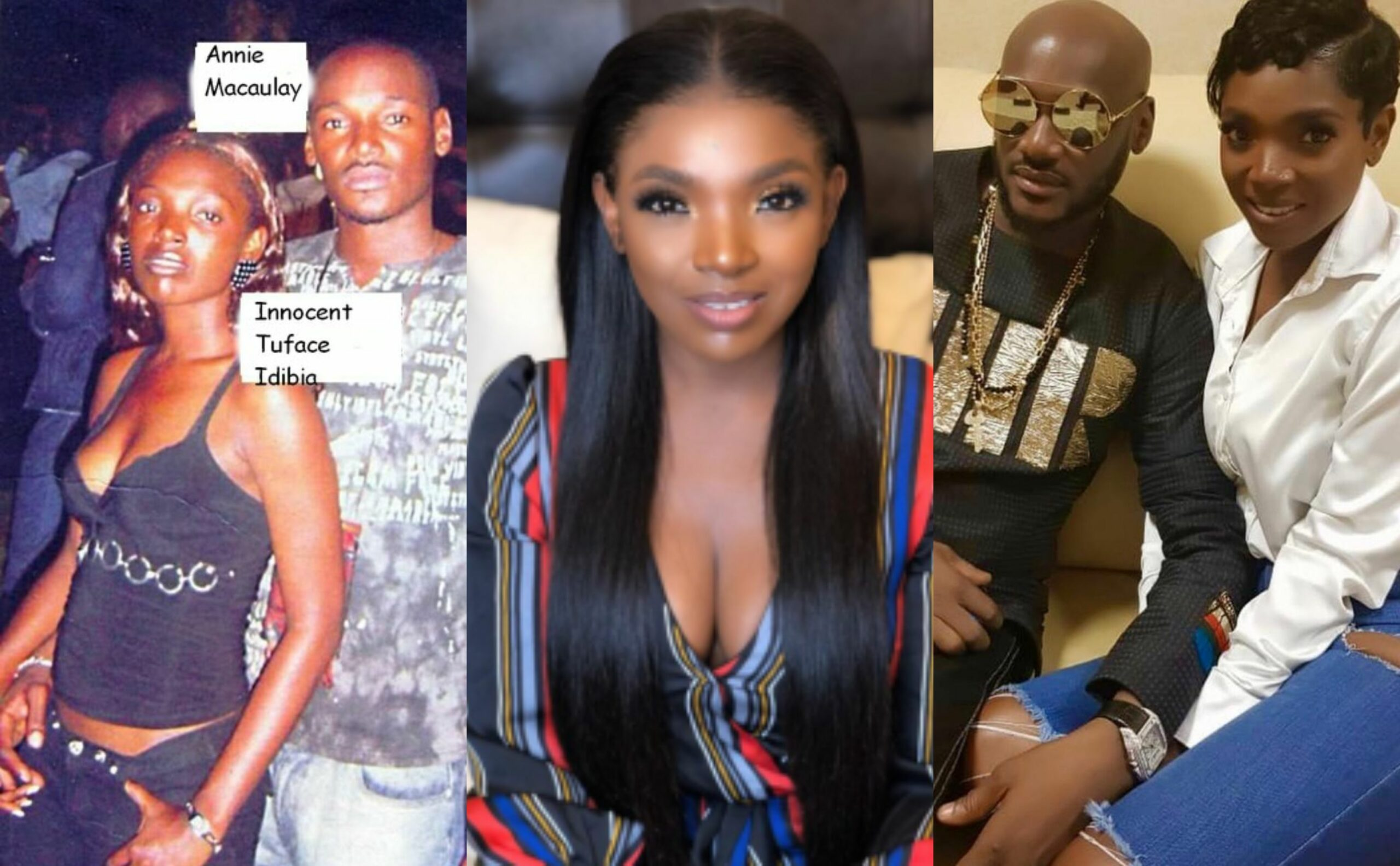 """I chose Annie because she offered me her all when we had very little"" -2face opens up"