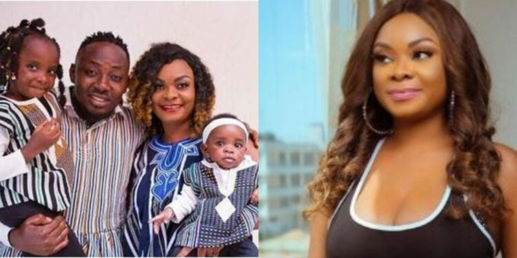 """""""My husband isn't good in bed so I always use toys to satisfy myself""""- Actress, Beverly Afaglo"""