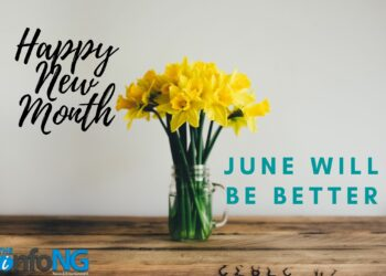 50 Happy New Month messages, wishes, prayers for June