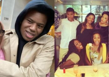 They used him for money -Nigerians make insensitive comments as DJ Cuppy celebrates brother on his birthday
