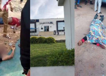 BREAKING: 18man robbery gang kill scores in First Bank, Kogi