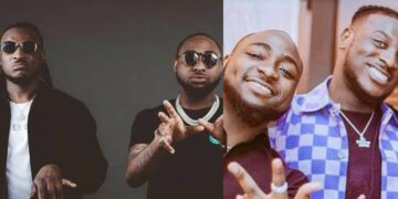 Trouble in DMW camp? Davido unfollows Peruzzi on Instagram followinf rape allegations