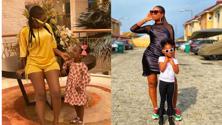Fun day with my mom - Sophie Momodu finally takes Imade out to celebrate her birthday fully