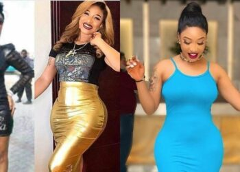 Tonto Dikeh slams haters for condemning her surgery, says it's the best thing to happen to her (Photos)