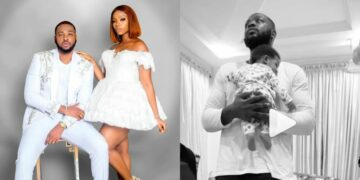 Bam Bam eulogises husband, Teddy A as he celebrates his birthday today (Video)