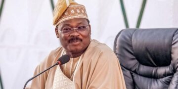 Former Oyo State Gov, Ajimobi battles Covid-19 on hospital bed, Wife also reportedly ill