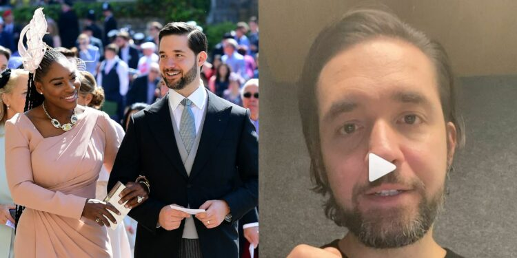 Serena Williams' husband, Alexis Ohanian steps down from Reddit, asks to be replaced with A black man (Video)