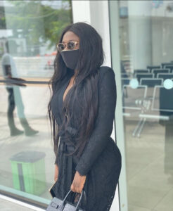 Actress, Yvonne Jegede considers marriage again, reveals conditions for any man who comes her way