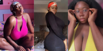 I need bigger butts to complement my massive breasts –Actress, Uju Mandy Obi