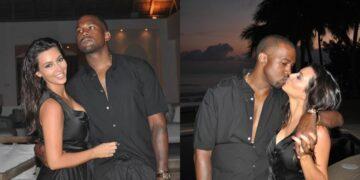 Kim Kardashian calls Kanye West her 'King' as she celebrates his 43rd Birthday
