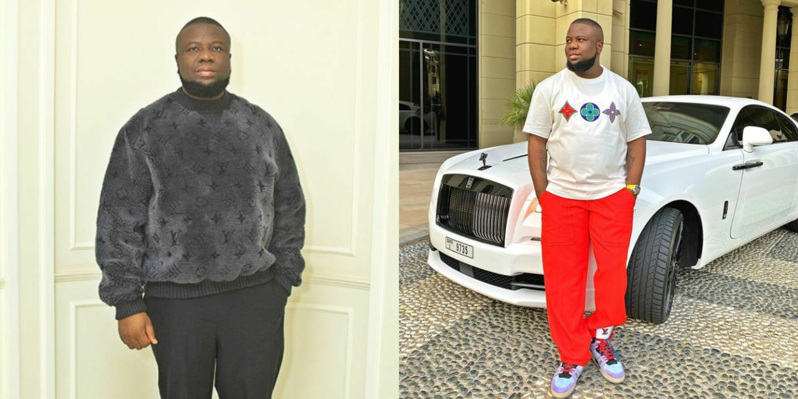 They will give him laptop and Wifi to continue his 'business' in prison - Nigerians react to Hushpuppi's repatriation to Nigeria