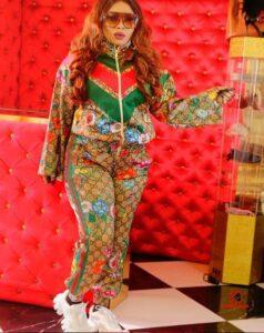 Halima Abubakar celebrates birthday with lovely photos