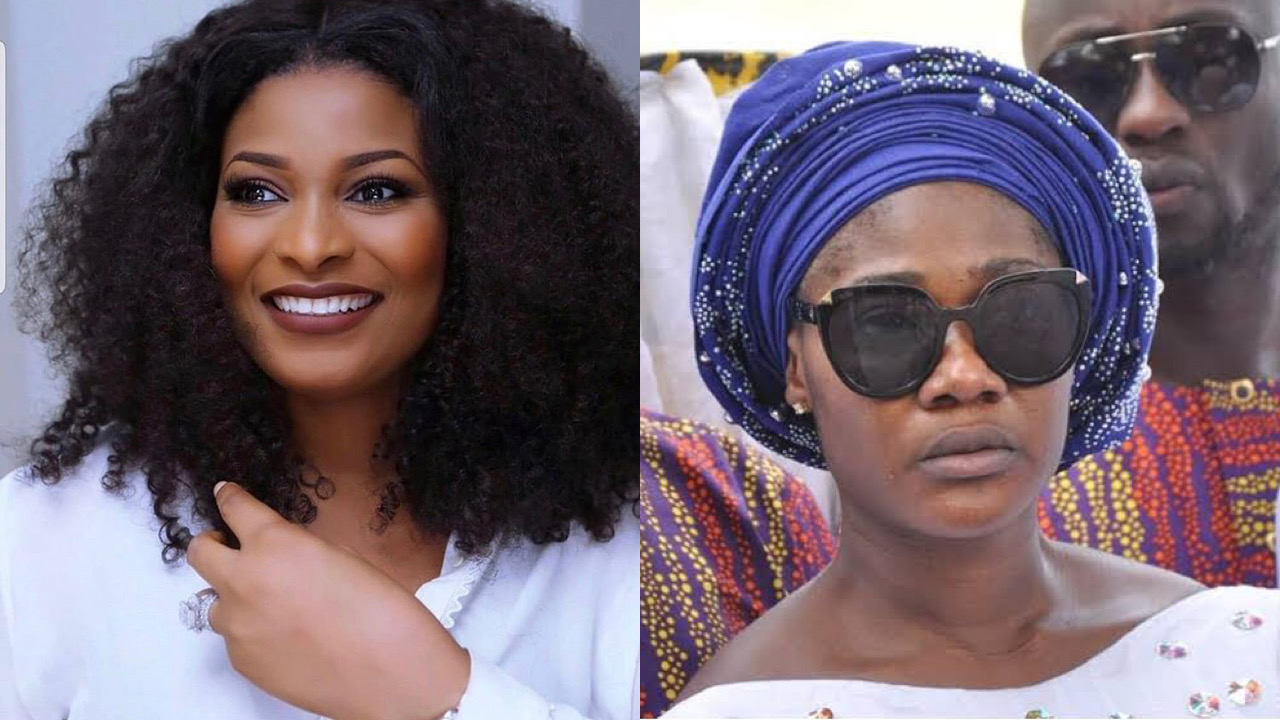 Mercy Johnson reacts to the death of former beauty queen, Ibidun Ighodalo