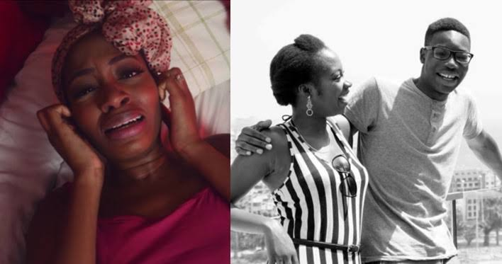 The wound becomes fresh every morning -Khafi Kareem mourns her late brother