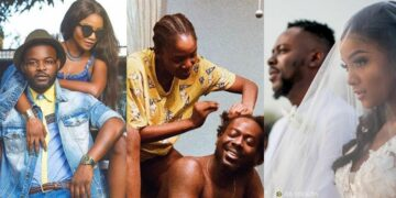 Simi finally opens up on why she chose to marry Adeleke Gold and not Falz