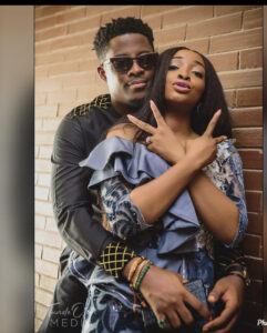 BBNaija's Seyi Awolowo and fiancé, Adesola reportedly expecting their first child
